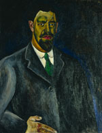 Self-Portrait. 1910